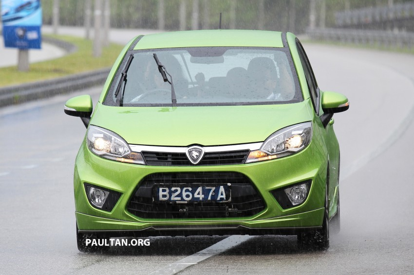 DRIVEN: Proton Iriz 1.6 CVT – first driving impressions Image #275392