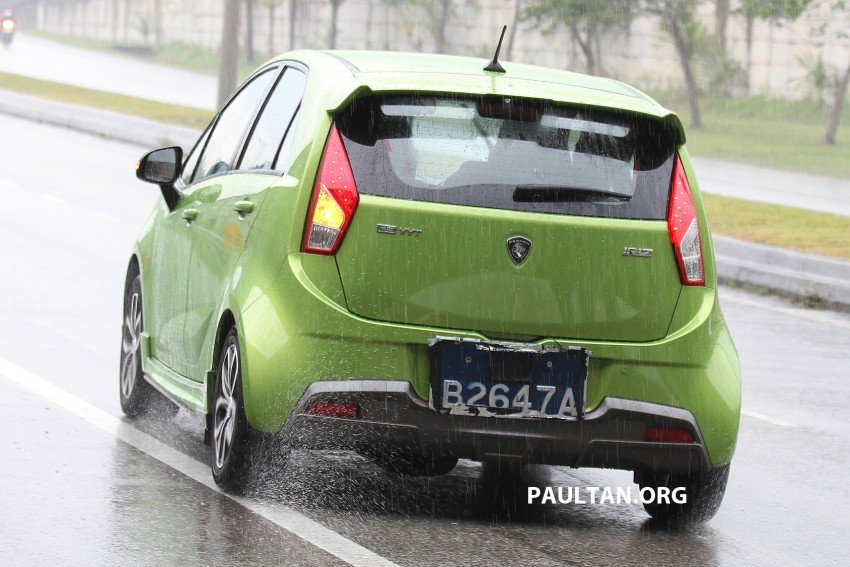 DRIVEN: Proton Iriz 1.6 CVT – first driving impressions Image #275393