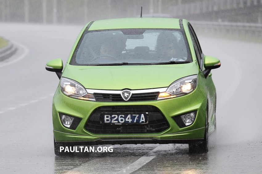 DRIVEN: Proton Iriz 1.6 CVT – first driving impressions Image #275396