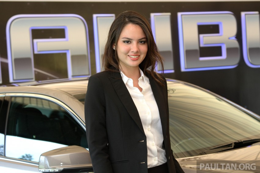 Chevrolet Malibu launched in Malaysia – 2.4L, RM155k Image #268273