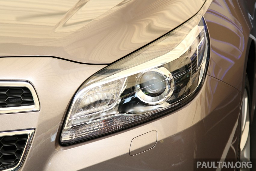 Chevrolet Malibu launched in Malaysia – 2.4L, RM155k Image #268270