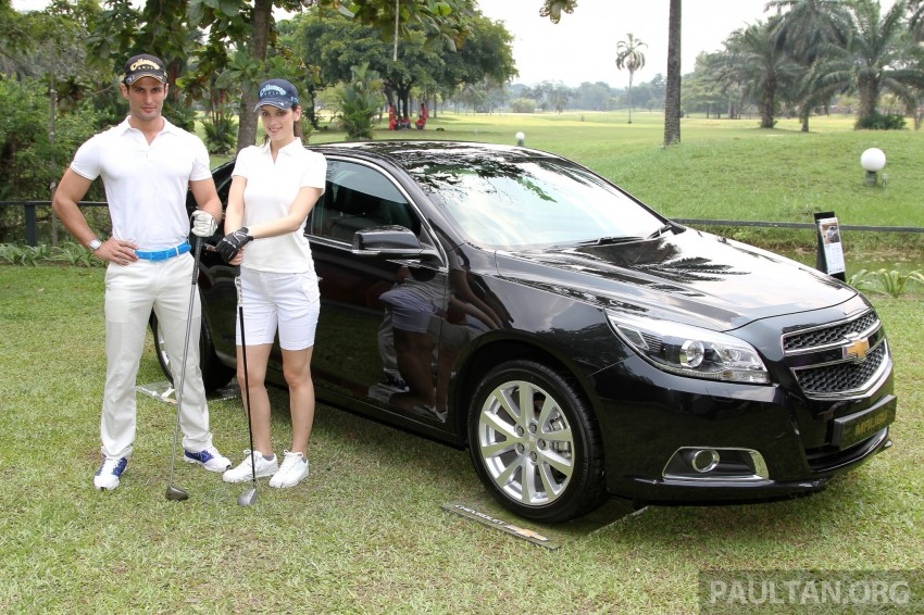 Chevrolet Malibu launched in Malaysia – 2.4L, RM155k Image #268254
