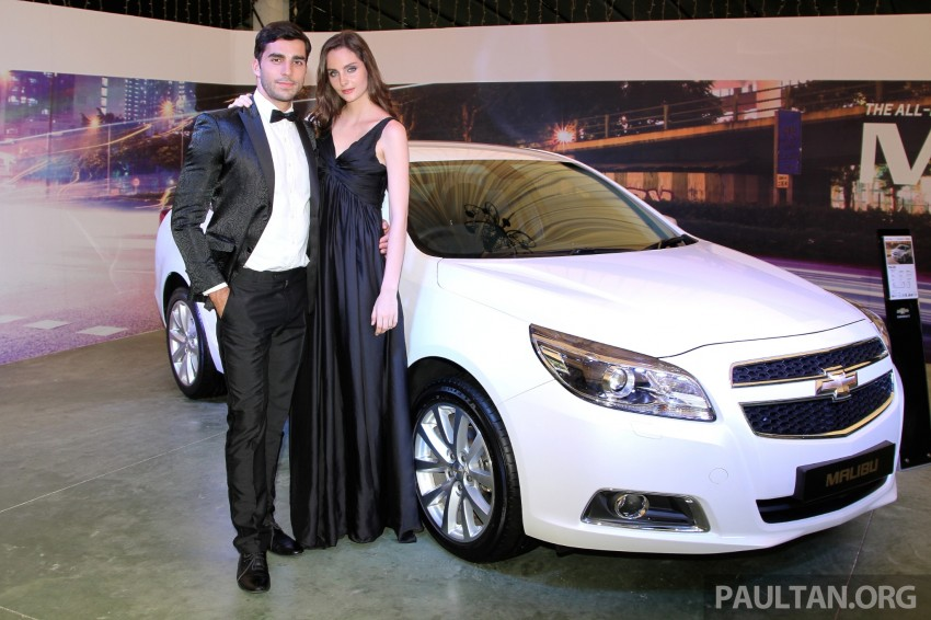 Chevrolet Malibu launched in Malaysia – 2.4L, RM155k Image #268250