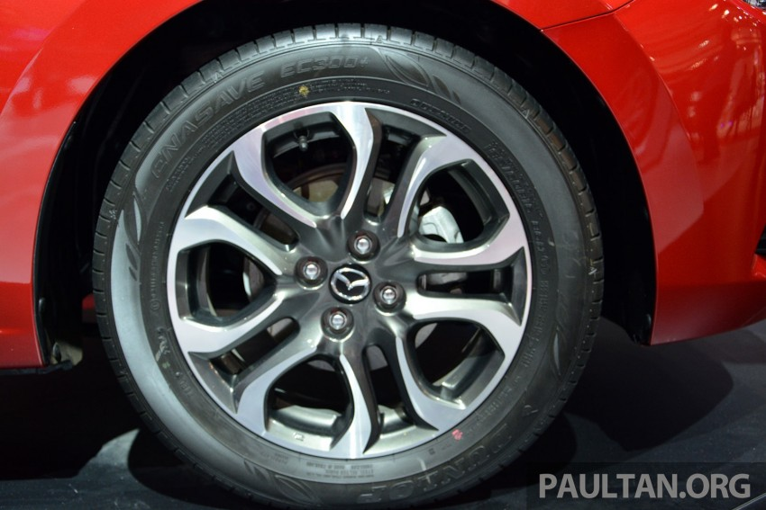 IIMS 2014: Thai-made Mazda 2 for ASEAN makes debut Image #274651