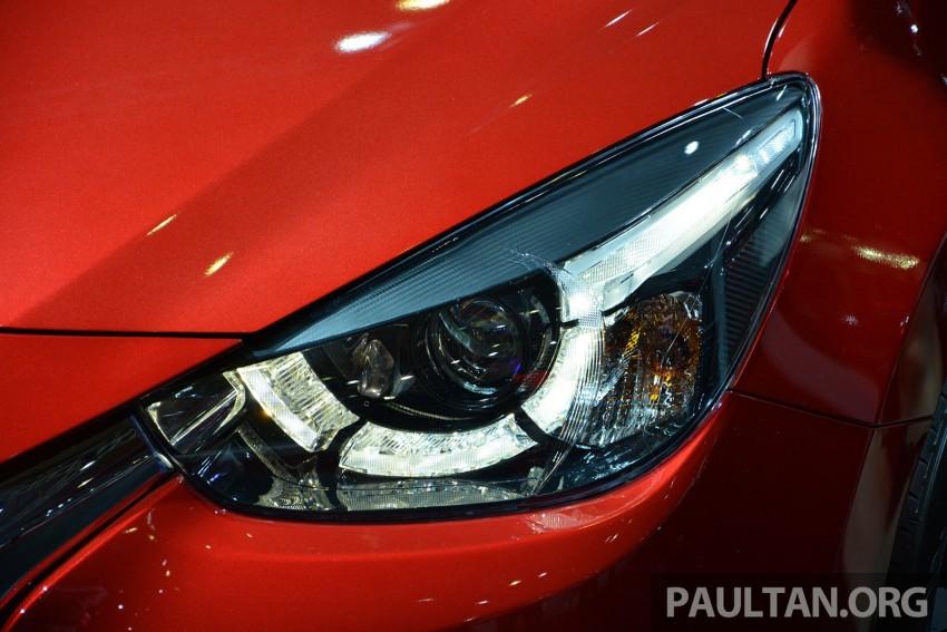 IIMS 2014: Thai-made Mazda 2 for ASEAN makes debut Image #274653