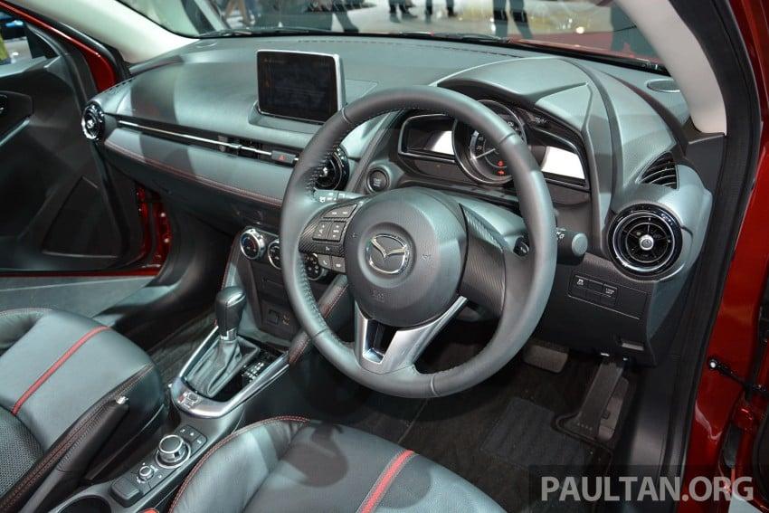 IIMS 2014: Thai-made Mazda 2 for ASEAN makes debut Image #274654