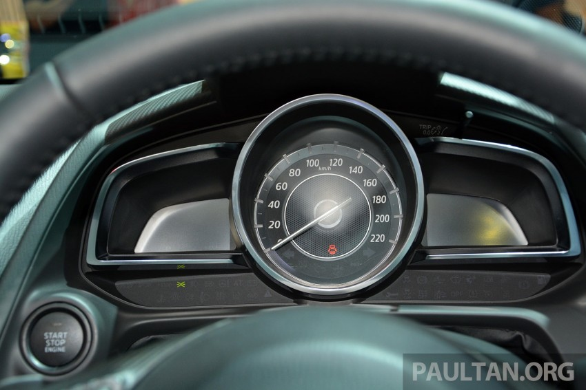 IIMS 2014: Thai-made Mazda 2 for ASEAN makes debut Image #274645