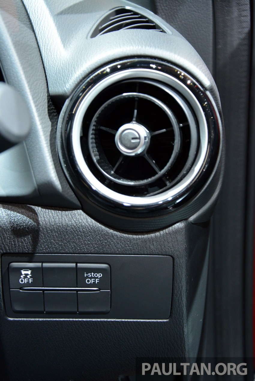 IIMS 2014: Thai-made Mazda 2 for ASEAN makes debut Image #274628
