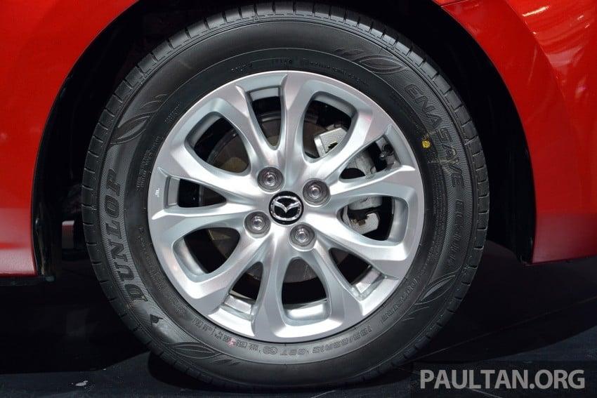 IIMS 2014: Thai-made Mazda 2 for ASEAN makes debut Image #274633