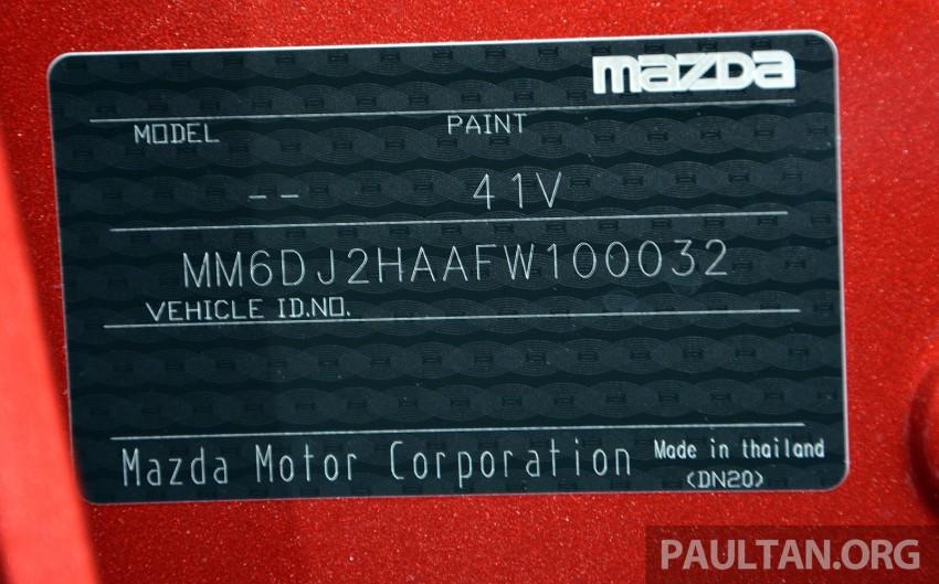 IIMS 2014: Thai-made Mazda 2 for ASEAN makes debut Image #274636
