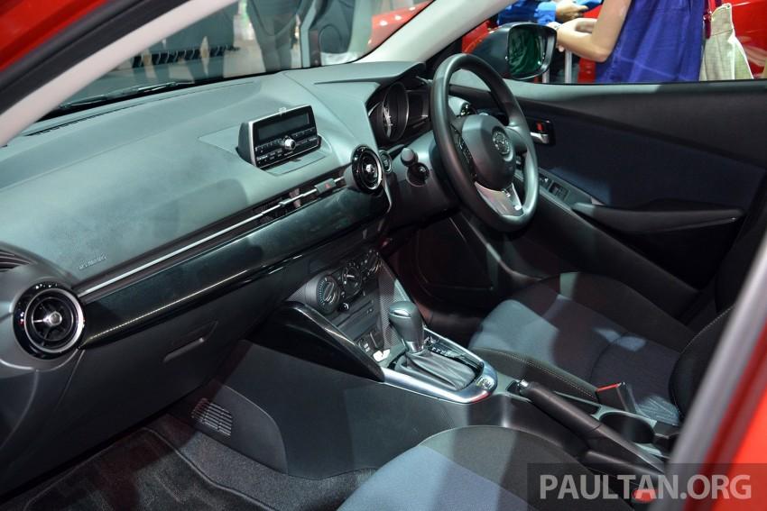 IIMS 2014: Thai-made Mazda 2 for ASEAN makes debut Image #274640