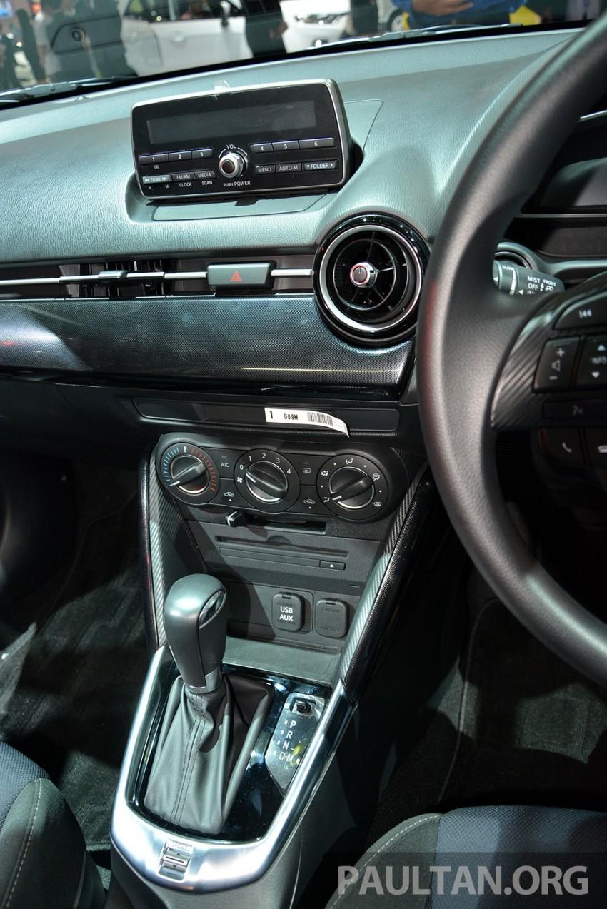 IIMS 2014: Thai-made Mazda 2 for ASEAN makes debut Image #274625