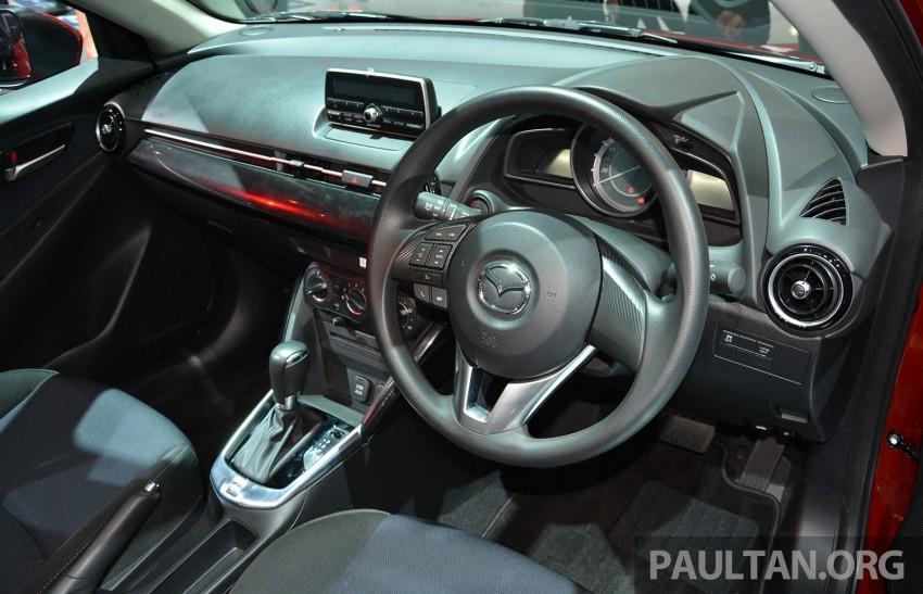 IIMS 2014: Thai-made Mazda 2 for ASEAN makes debut Image #274626