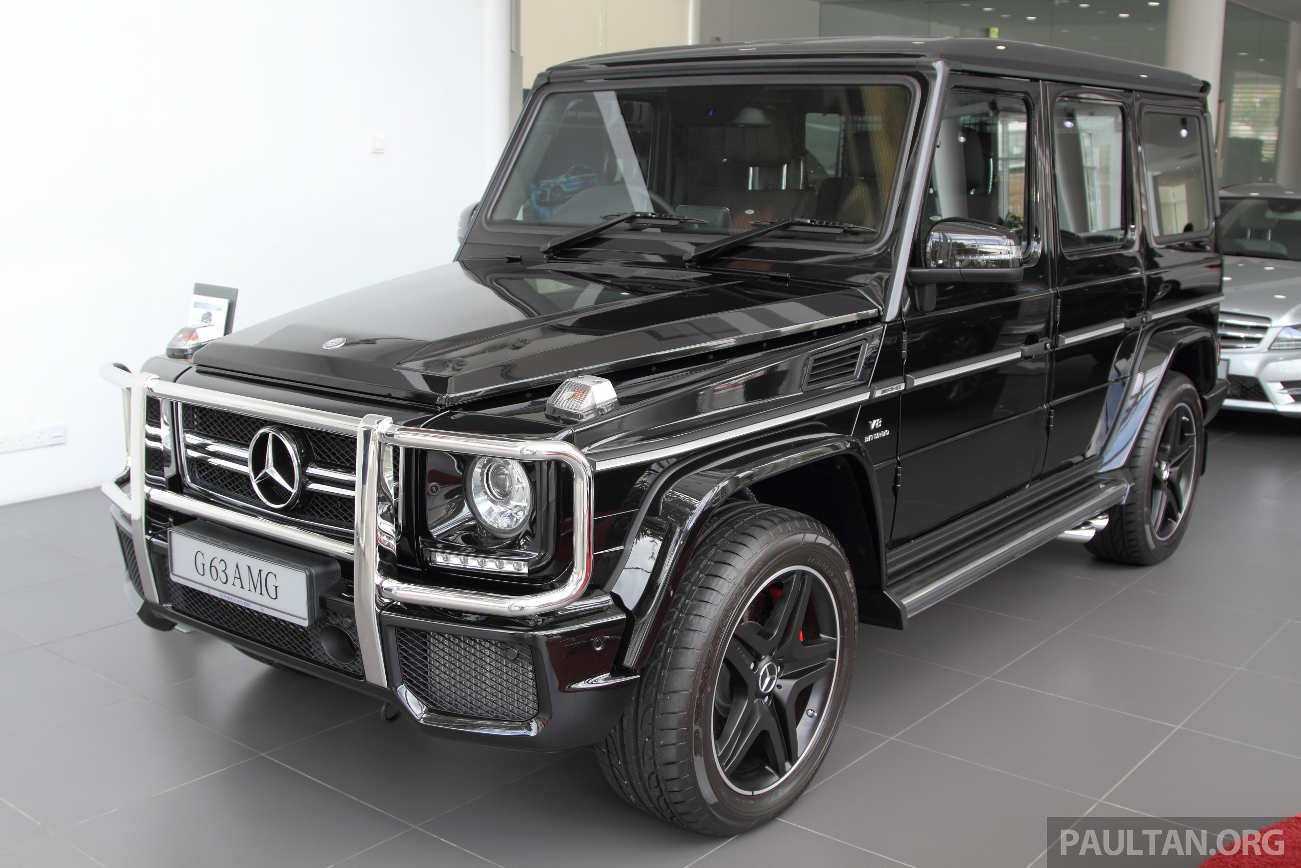 mercedes benz g 63 amg in malaysia rm1 1 million image 270613. Black Bedroom Furniture Sets. Home Design Ideas