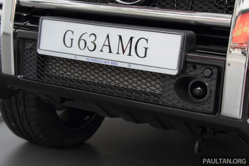 Mercedes-Benz G 63 AMG in Malaysia – RM1.1 million Image #270624