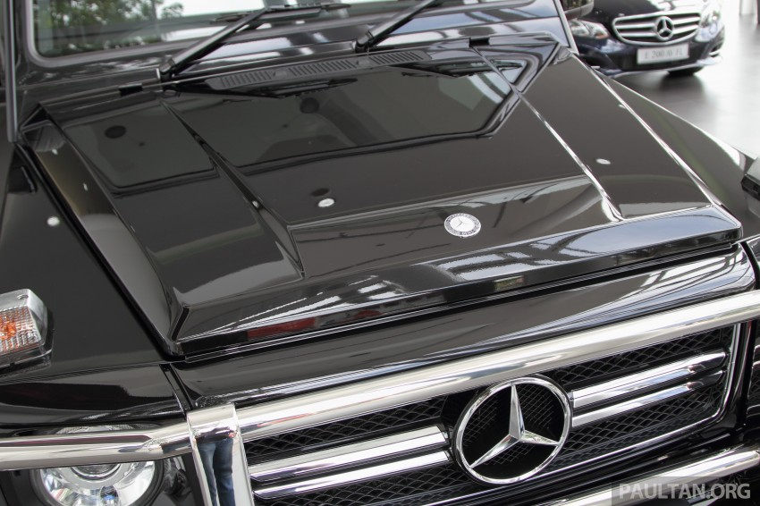 Mercedes-Benz G 63 AMG in Malaysia – RM1.1 million Image #270626