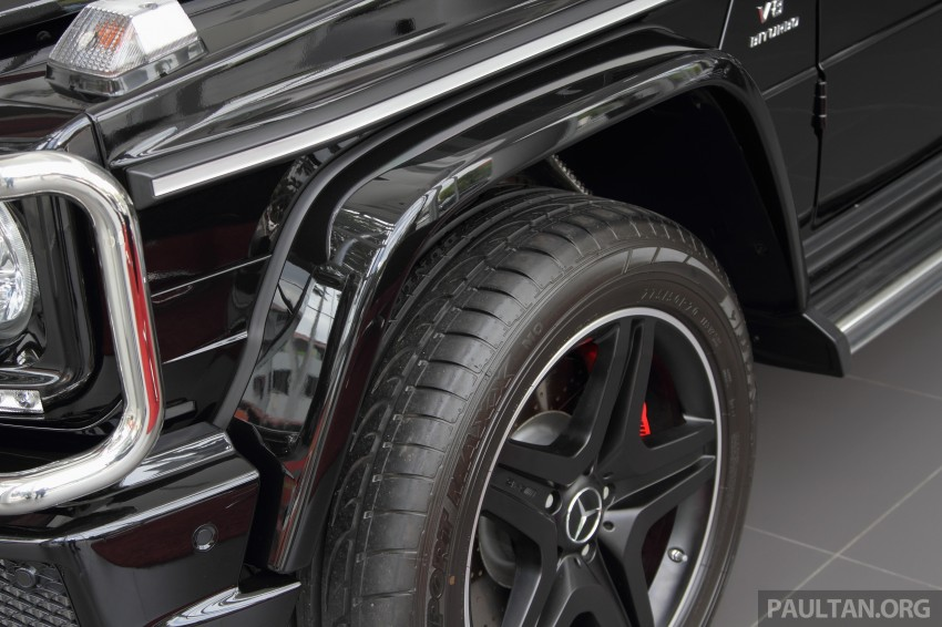 Mercedes-Benz G 63 AMG in Malaysia – RM1.1 million Image #270628