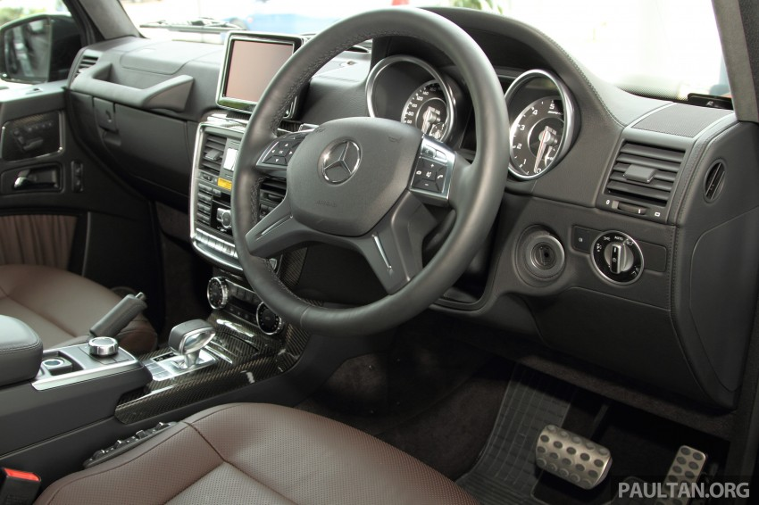 Mercedes-Benz G 63 AMG in Malaysia – RM1.1 million Image #270640