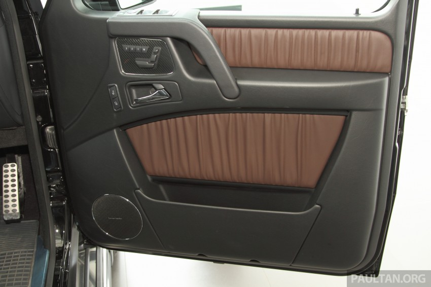 Mercedes-Benz G 63 AMG in Malaysia – RM1.1 million Image #270641