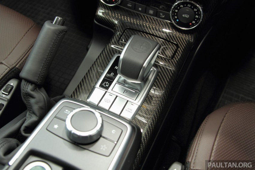 Mercedes-Benz G 63 AMG in Malaysia – RM1.1 million Image #270653