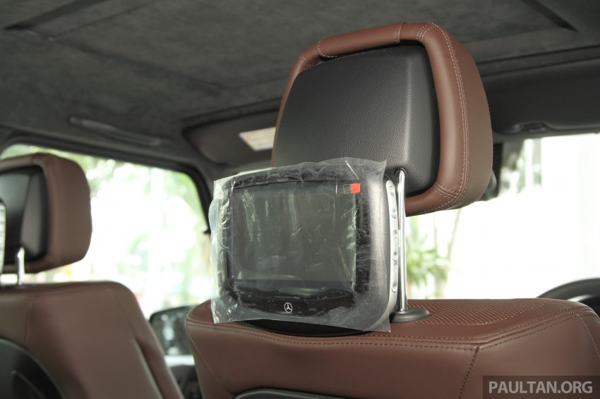 Mercedes-Benz G 63 AMG in Malaysia – RM1.1 million Image #270664