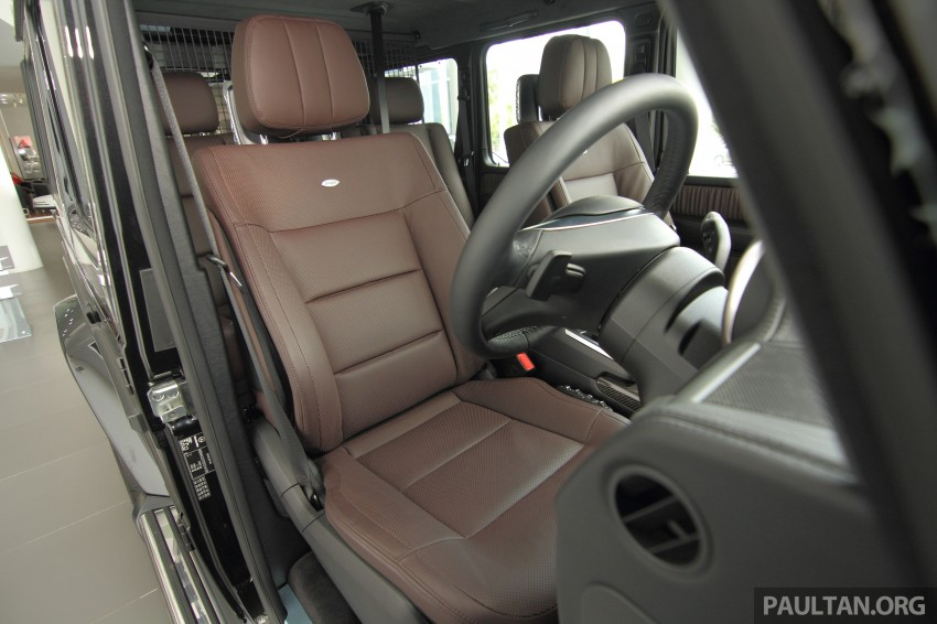 Mercedes-Benz G 63 AMG in Malaysia – RM1.1 million Image #270669