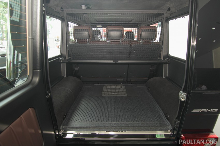 Mercedes-Benz G 63 AMG in Malaysia – RM1.1 million Image #270671