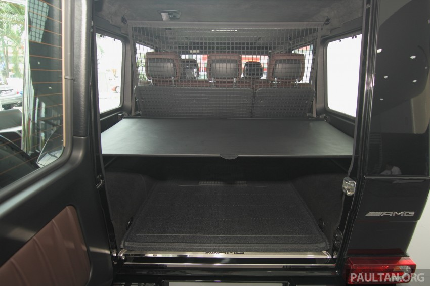 Mercedes-Benz G 63 AMG in Malaysia – RM1.1 million Image #270672