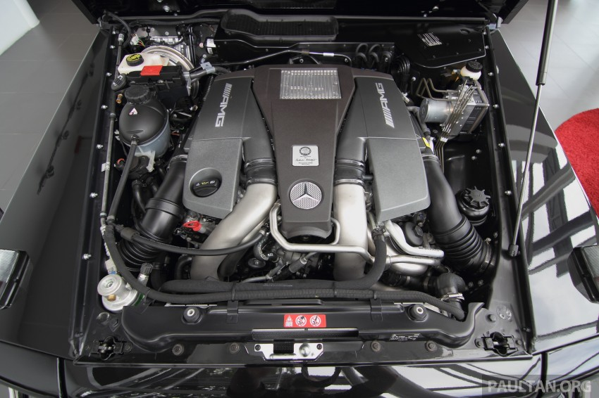 Mercedes-Benz G 63 AMG in Malaysia – RM1.1 million Image #270675