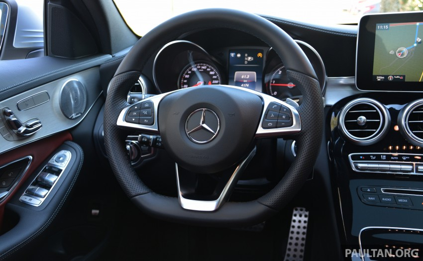DRIVEN: W205 Mercedes-Benz C-Class in France Image #269431