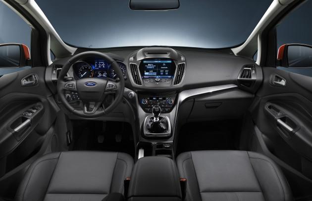New C-MAX interior 01