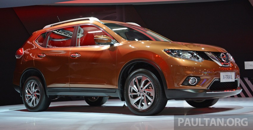 IIMS 2014: New Nissan X-Trail launched in Indonesia Image #273998