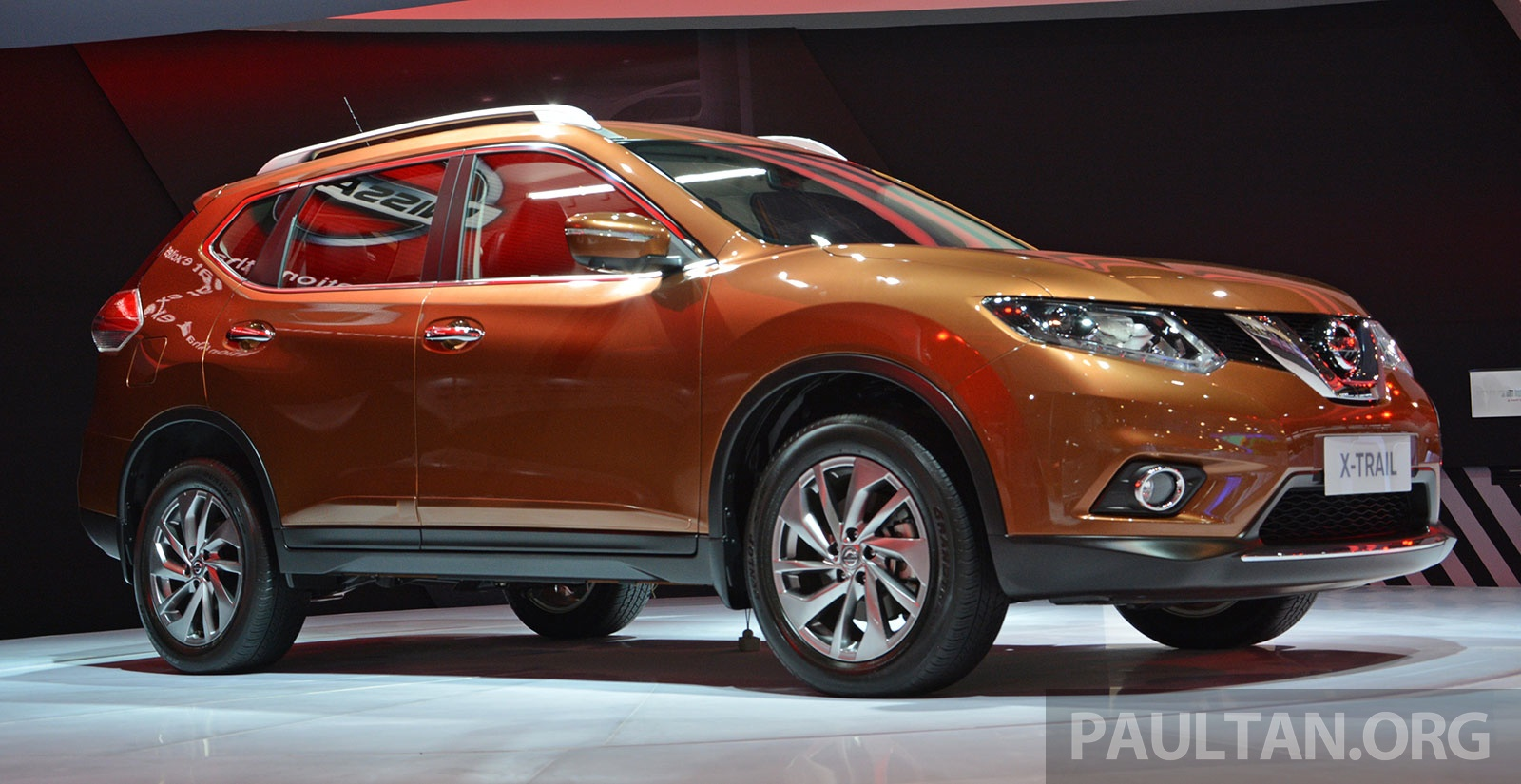 Back to Story: IIMS 2014: New Nissan X-Trail launched in Indonesia