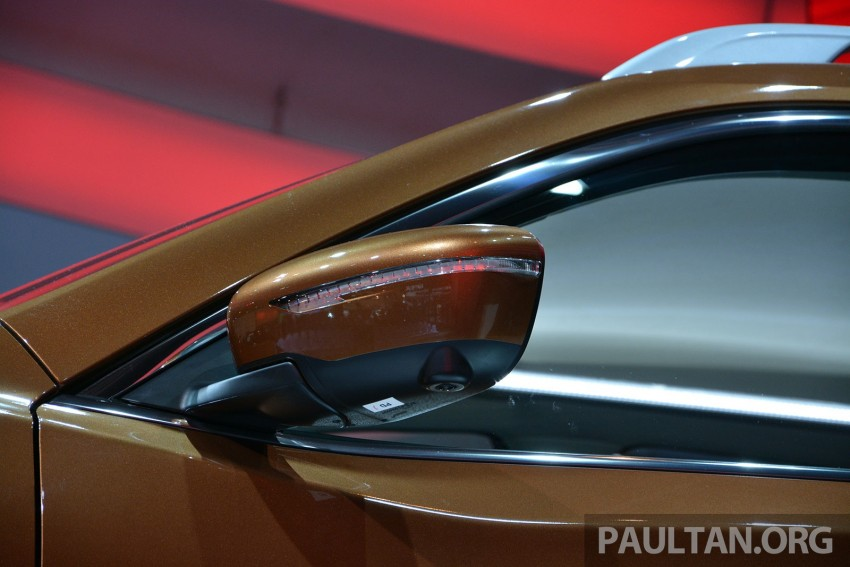 IIMS 2014: New Nissan X-Trail launched in Indonesia Image #274007