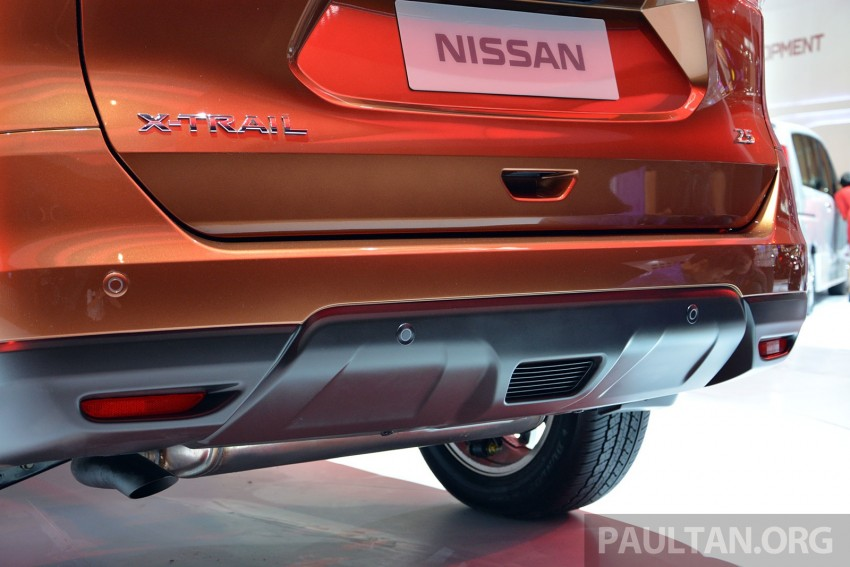 IIMS 2014: New Nissan X-Trail launched in Indonesia Image #274008