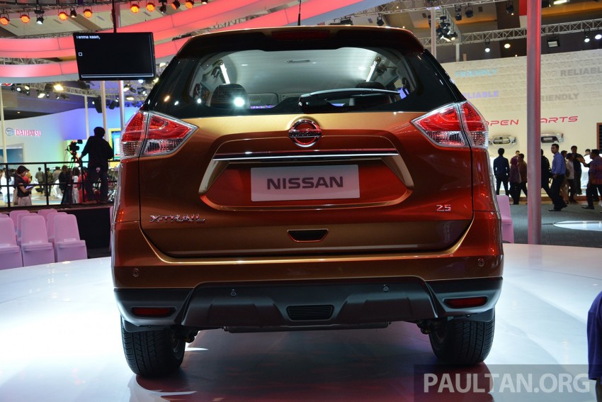 IIMS 2014: New Nissan X-Trail launched in Indonesia Image #274009