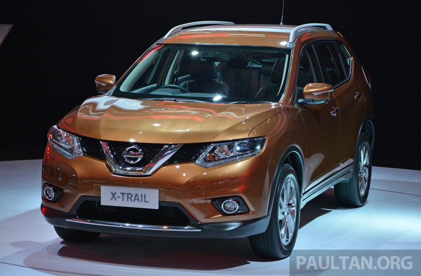 IIMS 2014: New Nissan X-Trail launched in Indonesia Image #274011