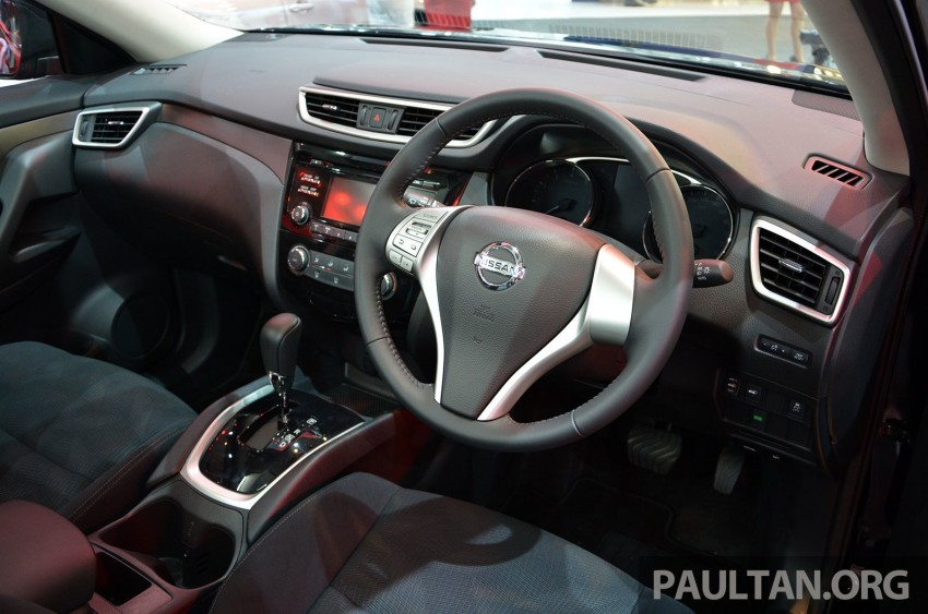 IIMS 2014: New Nissan X-Trail launched in Indonesia Image #274014