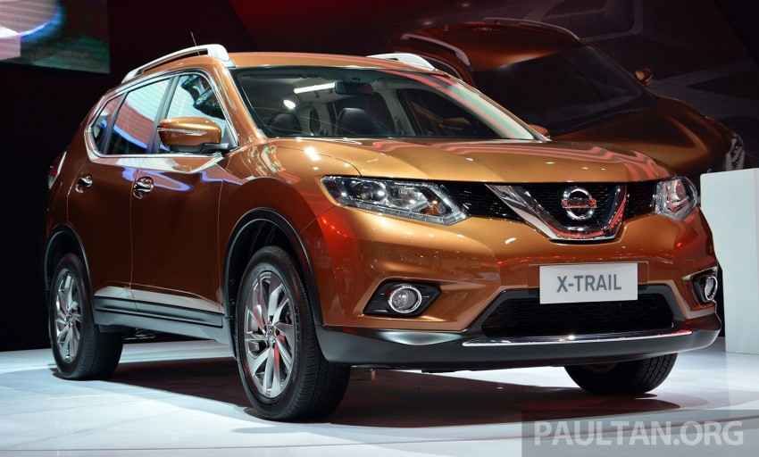 IIMS 2014: New Nissan X-Trail launched in Indonesia Image #273999