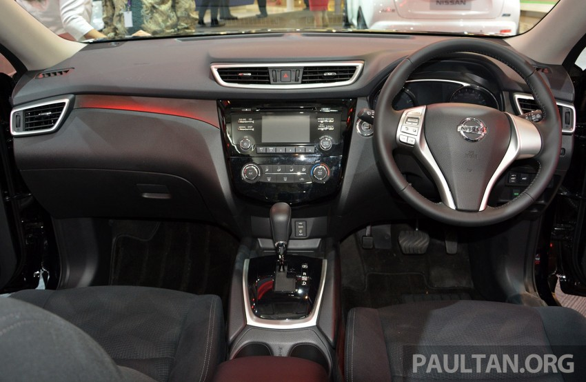 IIMS 2014: New Nissan X-Trail launched in Indonesia Image #274021