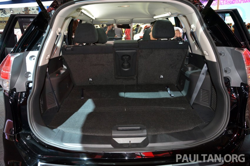 IIMS 2014: New Nissan X-Trail launched in Indonesia Image #274026