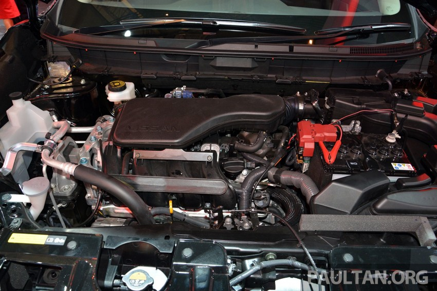 IIMS 2014: New Nissan X-Trail launched in Indonesia Image #274028