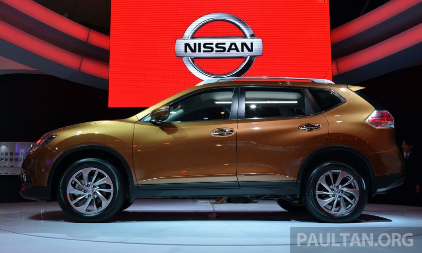 IIMS 2014: New Nissan X-Trail launched in Indonesia Image #274029