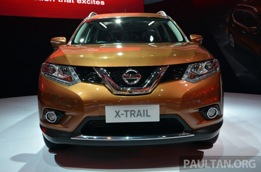 IIMS 2014: New Nissan X-Trail launched in Indonesia Image #274001