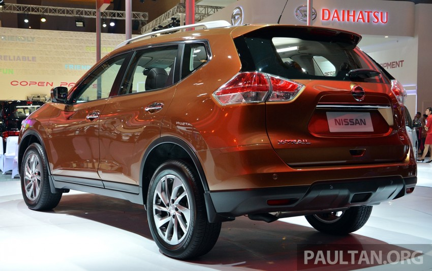 IIMS 2014: New Nissan X-Trail launched in Indonesia Image #274002