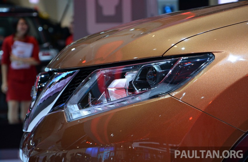 IIMS 2014: New Nissan X-Trail launched in Indonesia Image #274006
