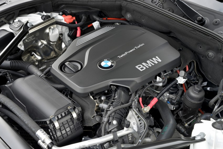 F10 BMW 520d updated with new 190 hp B47 engine Image #272679