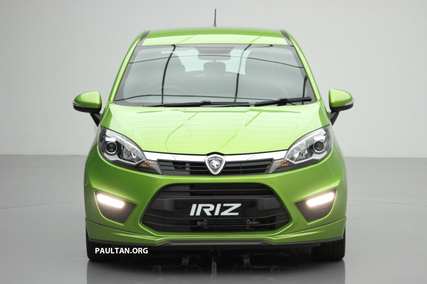 Proton Iriz launched – 1.3 and 1.6 VVT, from RM42k Image #275138