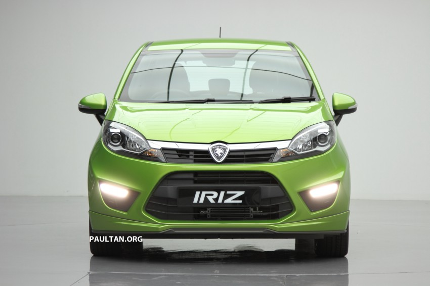 Proton Iriz launched – 1.3 and 1.6 VVT, from RM42k Image #275137