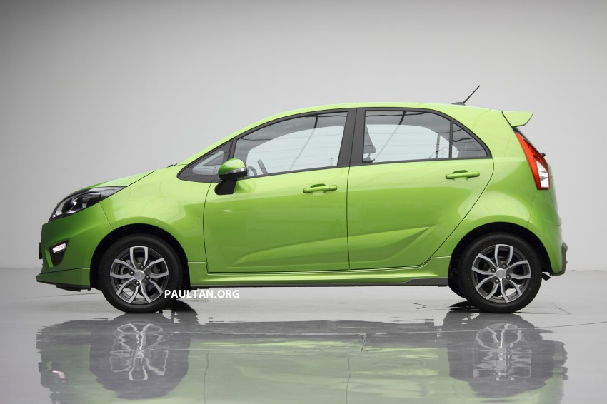 Proton Iriz launched – 1.3 and 1.6 VVT, from RM42k Image #275133